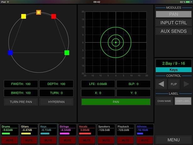 Lawo Remote App