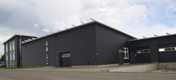 Neues Firmengebäude Livesound Veranstaltungsservice GmbH