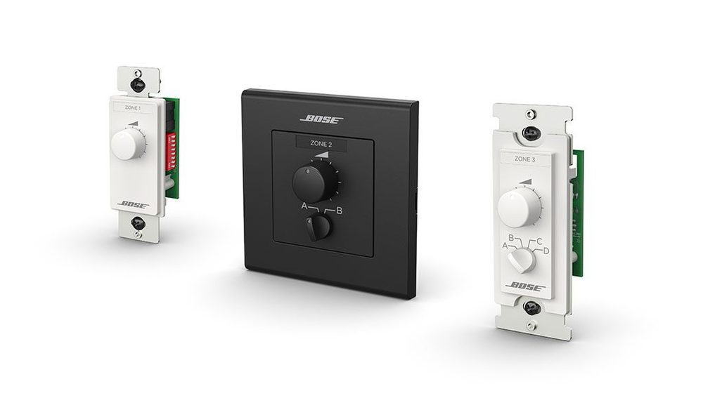 Control Center Zone Controller von Bose