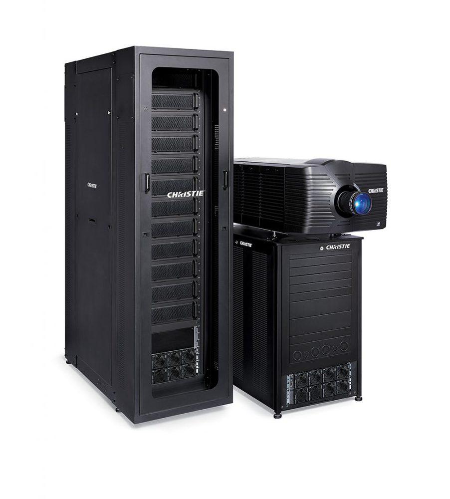 Christie 4036 RGB Lasersystem