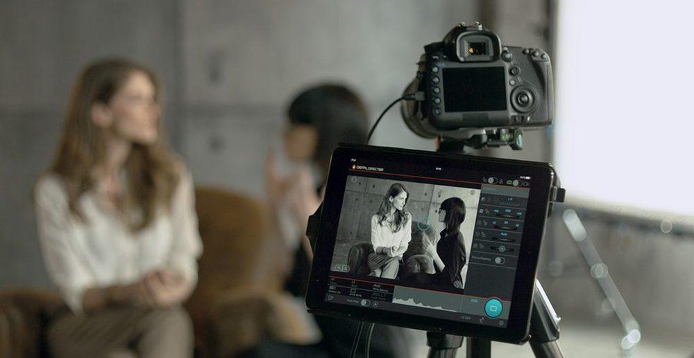 Digital Director in use