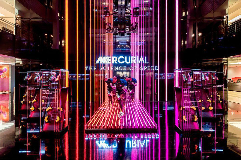 Mercurial in New York