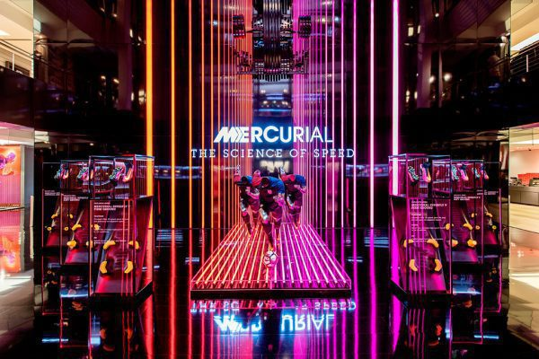 Mercurial in New York