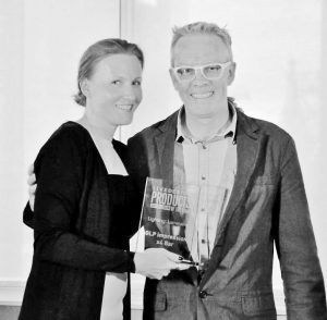 Marian Sandberg of Live Design with Mark Ravenhill of GLP_LOW