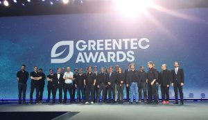 N&M-Team beim Green Tec Award 2016
