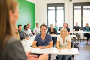 Unterrichtssituation an der IST-Hochschule