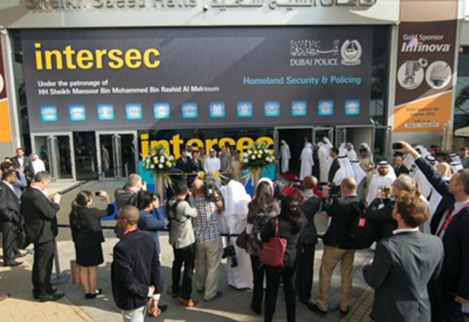 intersec Messe Dubai
