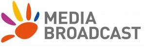 Logo Media Broadcast - altes Logo