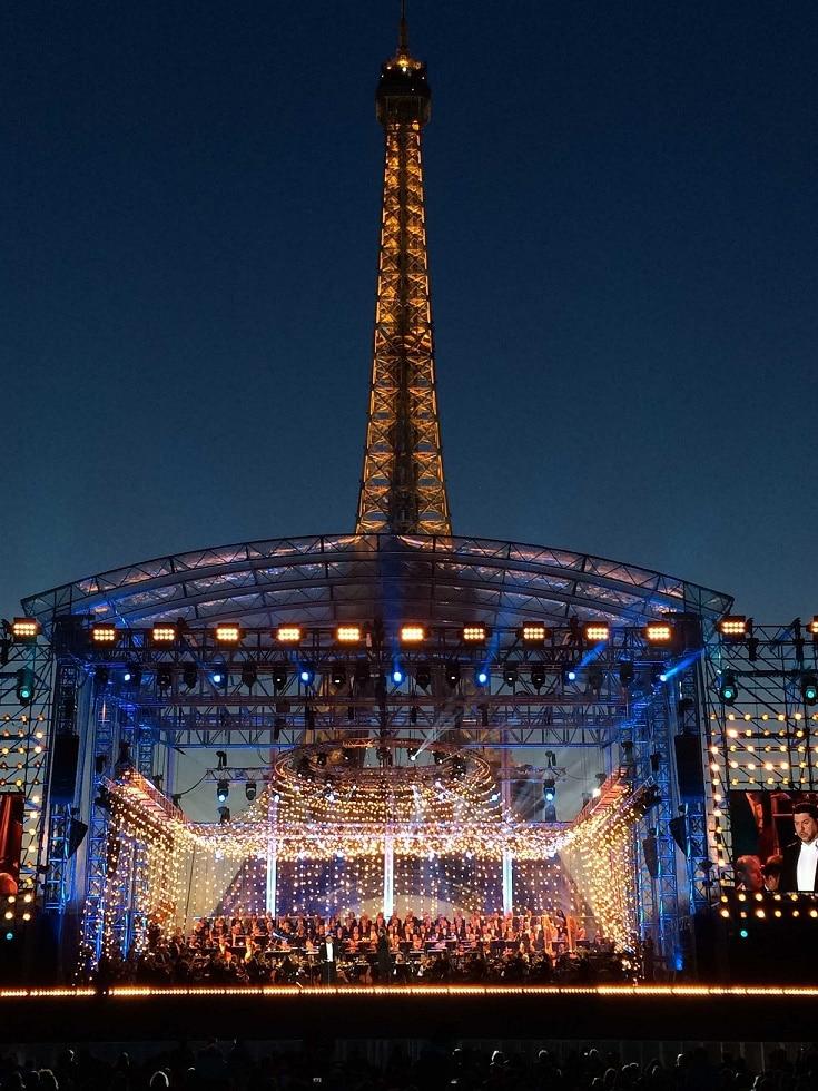 Paris feiert
