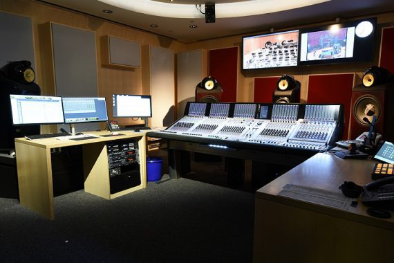 thomann Audio Professionell Tonstudio