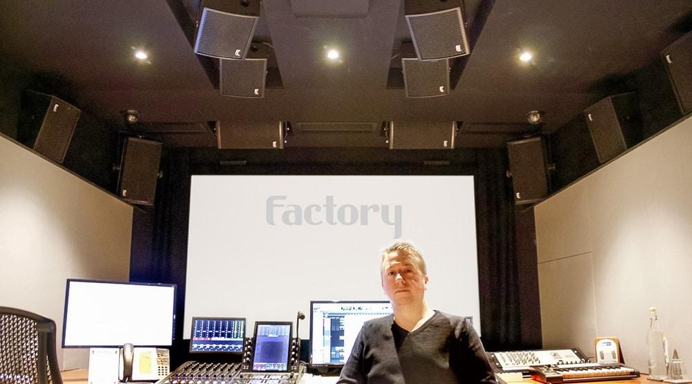 Factory Studios London