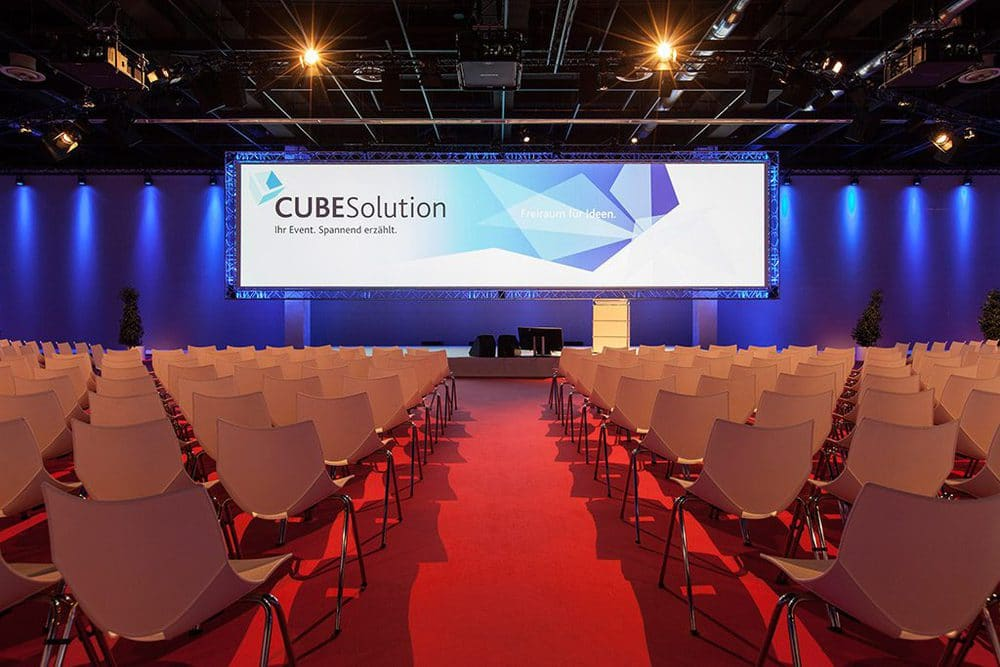 Cube Solution Event