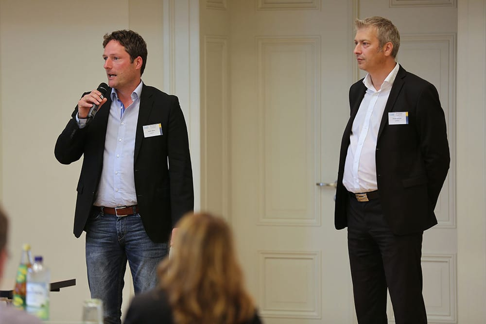 Vortrag von Harman Manager André Sahm
