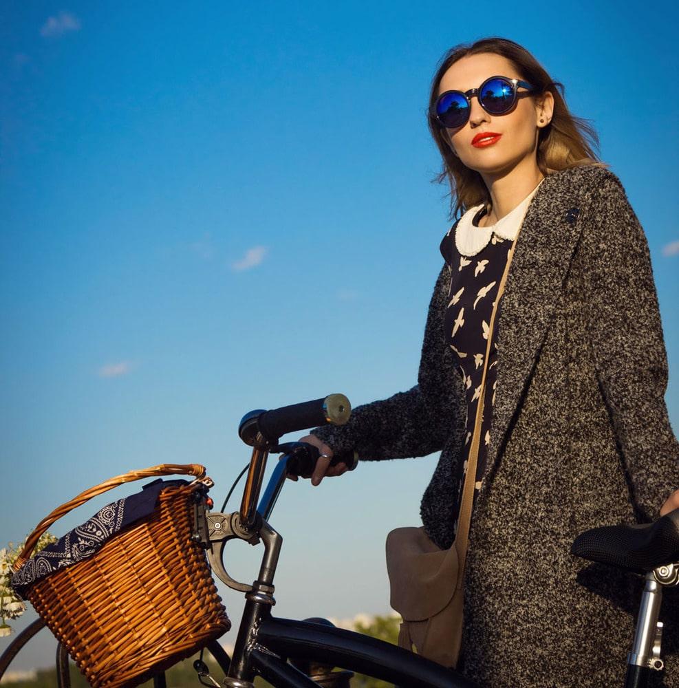 12. INA Award: Motiv mit Fahrrad