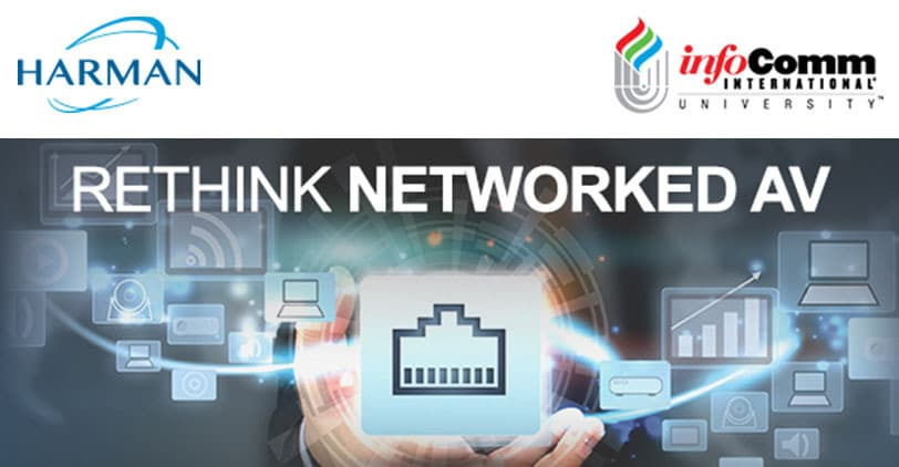 """Rethink Networked AV"""