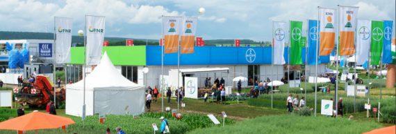 Losberger Zelte bei den DLG Feldtagen