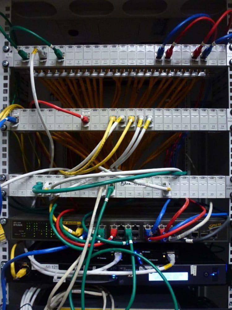 Netzwerktechnik von ETC