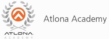Atlona Academy