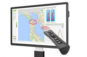Laser air+ 84 Zoll Touch-Display