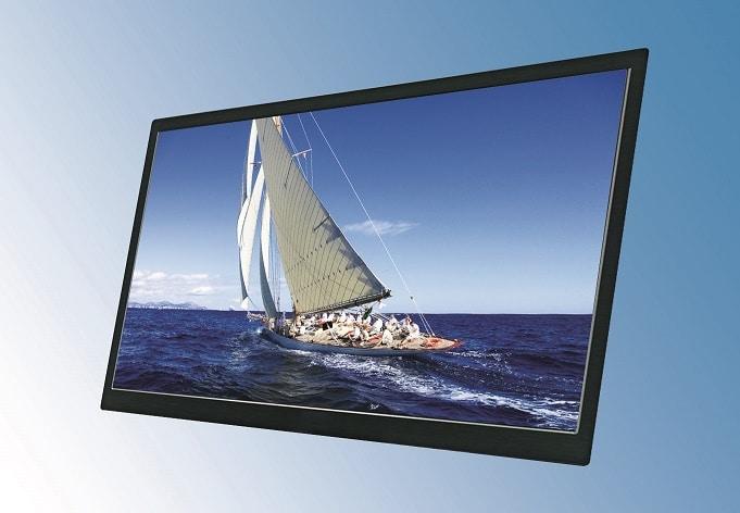 """HY-LINE Computer Components präsentiert neues 24,0"""" LED TFT-Display in WUXGA Auflösung von LG Display"""