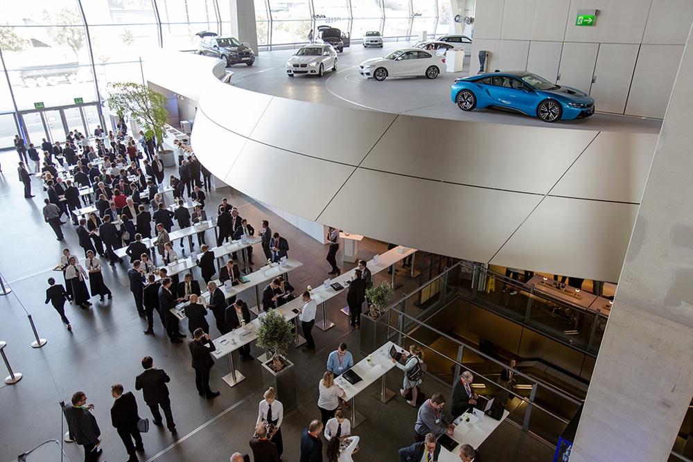 BMW Lieferantendialog 2017