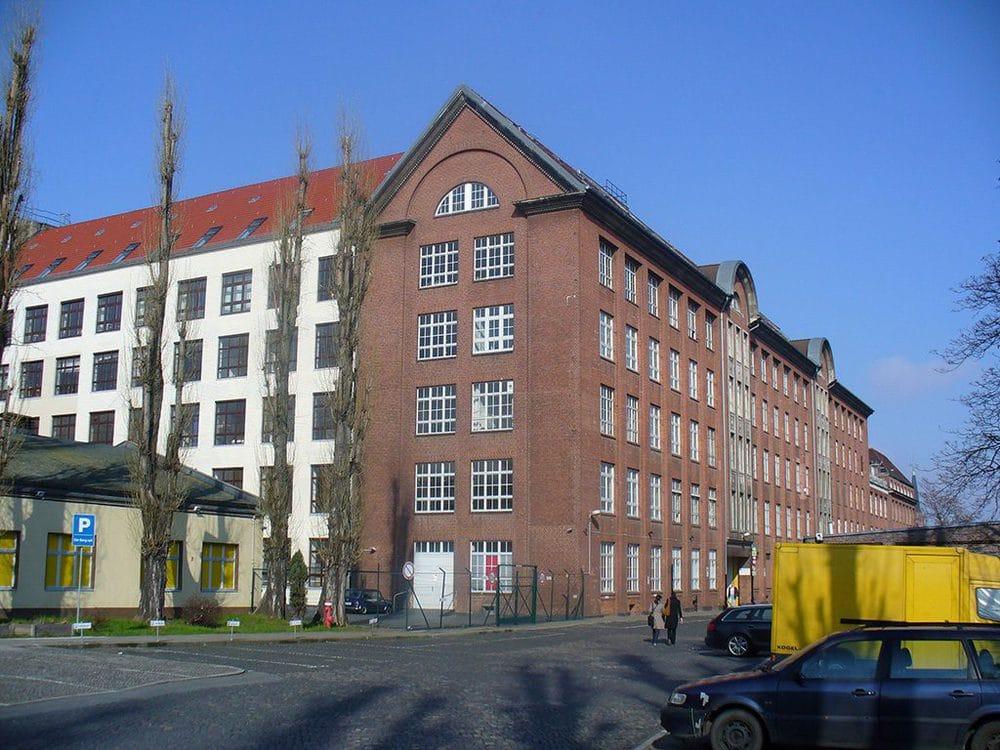 Gebäude der Satis&fy Niederlassung in Berlin