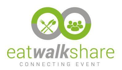 Logo Eatwalkshare