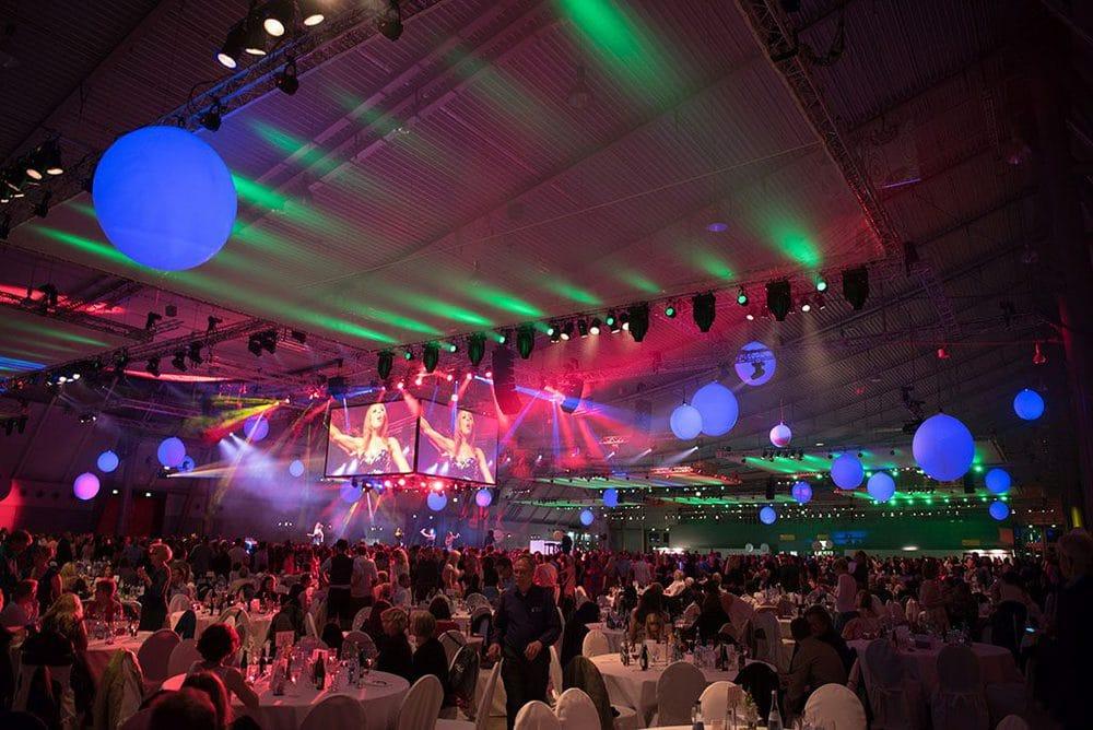 Halle 3 der Messe Stuttgart