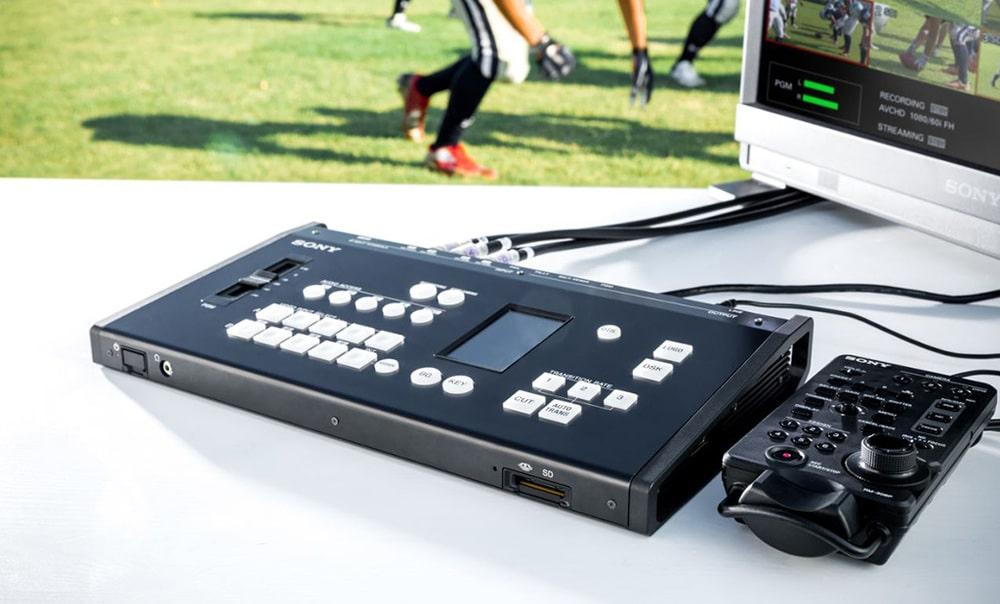 MCX-500 von Sony