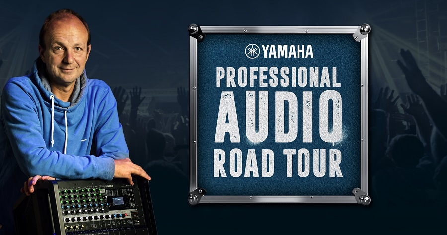 Yamaha Audio Tour