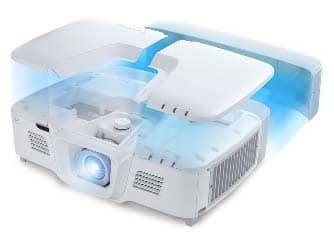 ViewSonic erweitert Projektoren