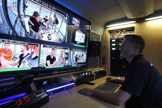 HDwireless RF1 HF-Control-Desk Patrick Nussbaum