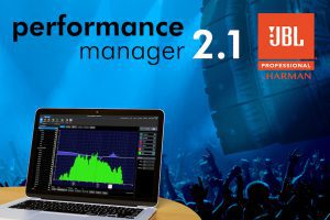 JBL Performance Manager