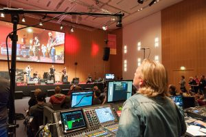 Live Sound Mixing Workshop