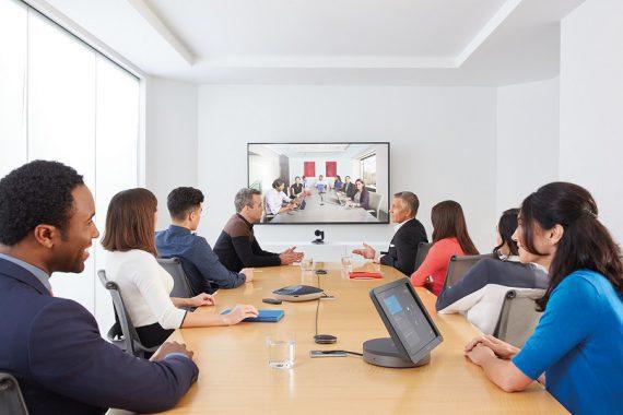 Logitech SmartDock für Skype for Business-Meetings