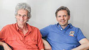 Peter Nellen und Nico Ubenauf