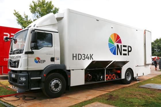 4K Ü-Wagen von Broadcast Solutions