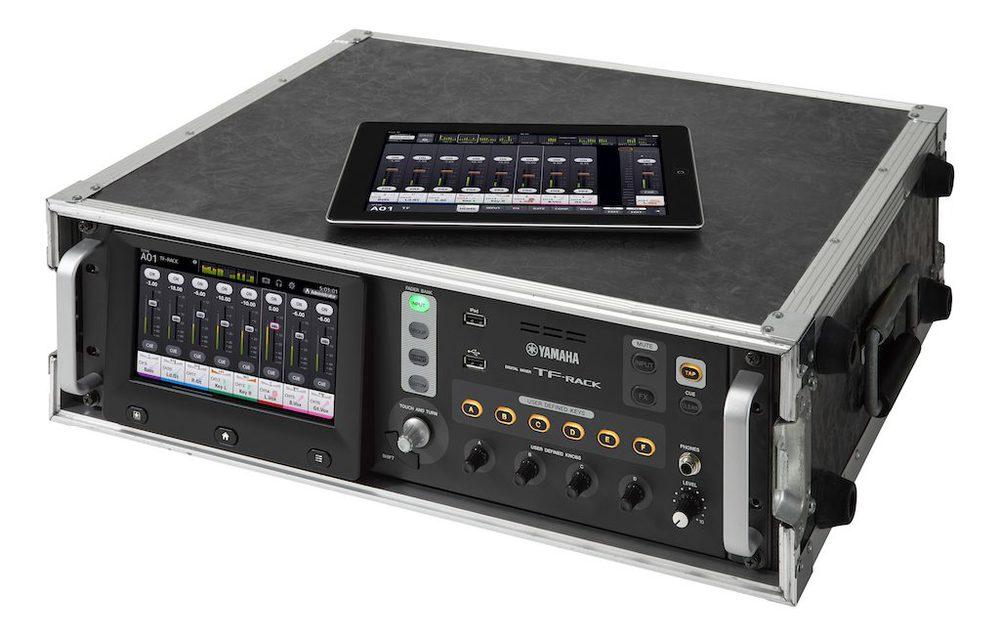 Yamaha Interface Ipad