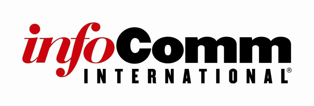 Logo der InfoComm