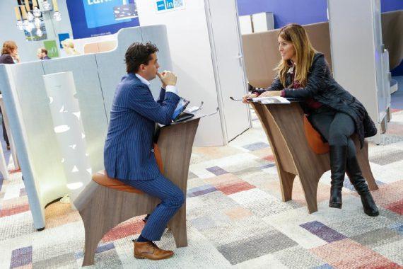 Moderne bürokonzepte  Orgatec 2016: 650 Unternehmen zeigen moderne Bürokonzepte ...