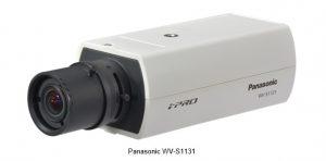 Panasonic WV-S1132 und die WV-S1131