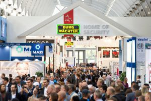 Messe Essen Security