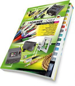 Sommer Cable Katalog