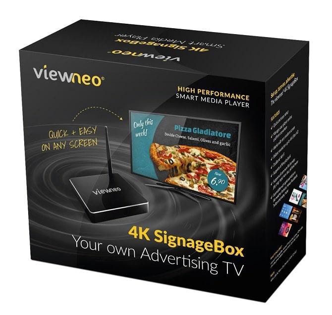 viewneo 4K SignageBox