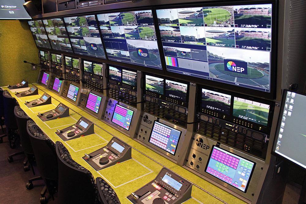 NEP Australia setzt auf Technik von Lawo