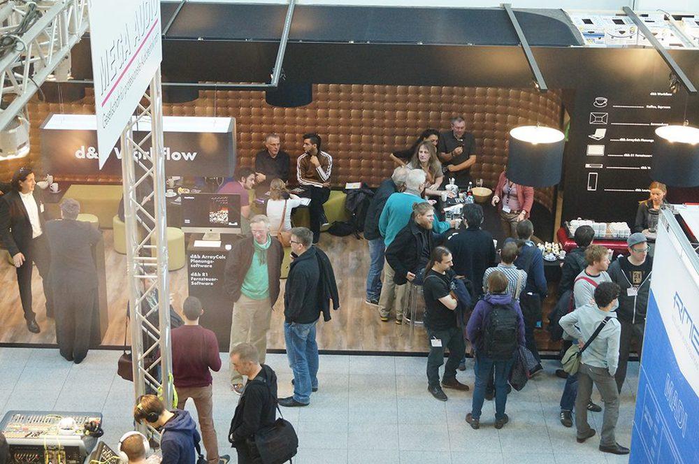 Ausstellung Tonmeistertagung
