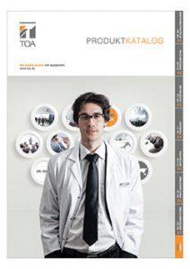 Cover des TOA Gesamtkatalogs