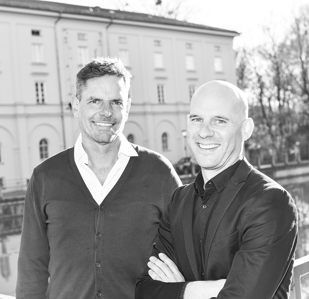 Chris Boehm-Tettelbach und Christian Münch