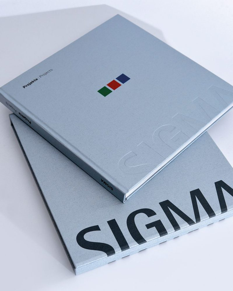 Sigma Projekte : Projects