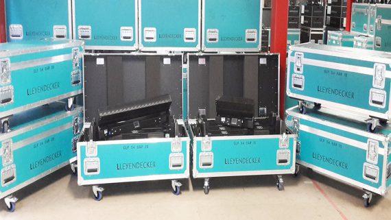 Cases mit GLP Produkten bei Lleyendecker